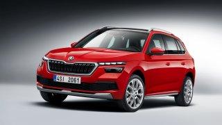 Škoda Kamiq (růst z 12. na 9. pozici)