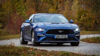 Ford Mustang exteriér 1
