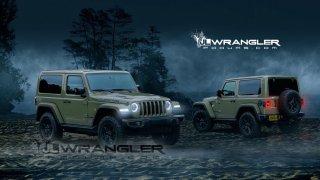 Jeep Wrangler 2018 2