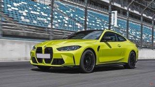 BMW M4 úprava