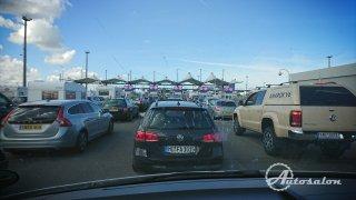 Calais - Kam jedete s těmi kanystry!! 3