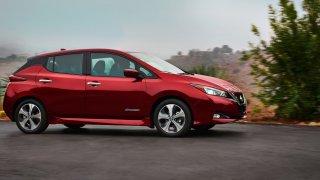 6. místo Nissan Leaf