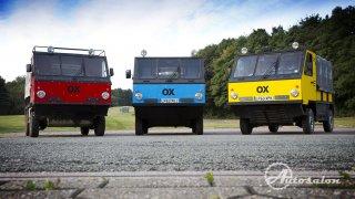 OX Truck - Ideál pro rozvojové země? 3