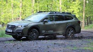 Test nové generace Subaru Outback Field: Kombi dostalo ještě více genů SUV a dozrálo téměř k ideálu