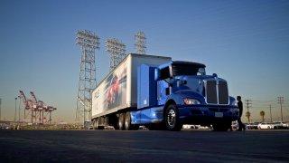 Vodíkový pohon nákladních aut