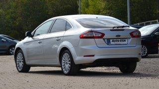 """Bazarový Ford Mondeo je spolehlivý """"stěhovák"""""""