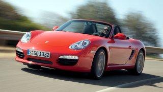 Porsche Boxster: Ačkoli jde o základní model autom