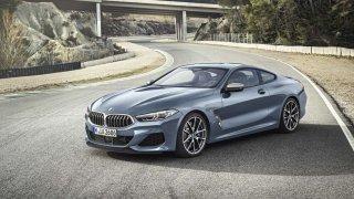 Luxusní kupé BMW řady 8