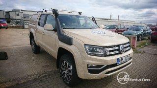 Volkswagen Amarok V6 TDI Namibia Expedition