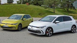 Srovnání VW Golf GTE vs. 2.0 TDI: Oba dokáží stlačit spotřebu na minimum, ale každý na to jde jinak