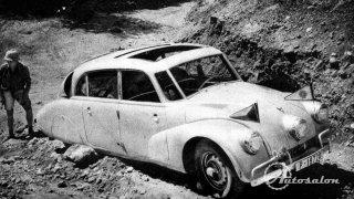 Tatra 87 Hanzelka 6