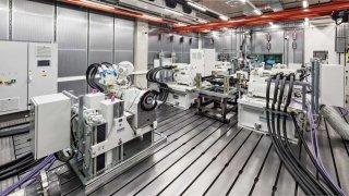 Škoda Auto rozšiřuje své vývojové centrum a uvádí do provozu nové zkušební převodovkové stavy