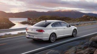 Volkswagen Passat GTE a GTE Variant 2019 3