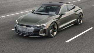 Audi e-tron GT concept 1
