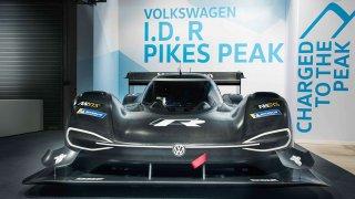 Volkswagen I.D. R Pikes Peak_