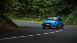 Focus RS na českých silnicích 2