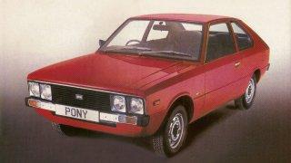 Hyundai Pony