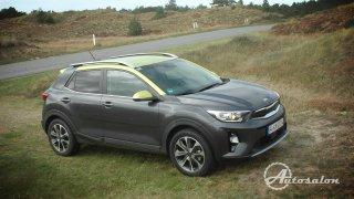 Mohutná ofenzíva SUV pokračuje - Kia Stonic 2017