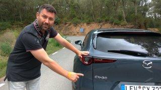 Jan Říha a Mazda CX-30