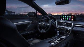 Lexus RX (2019)