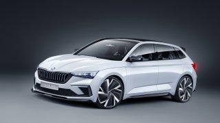 Škoda Vision RS – hybridní sportovec budoucnosti