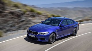 BMW M5 je World Performance Car 2018