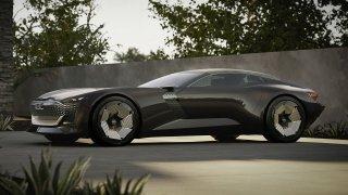 Pěkných konceptů je poslední dobou jako šafránu. Audi skysphere concept má prodlužovací rozvor