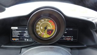 Ferrari 488 GTB interier  2