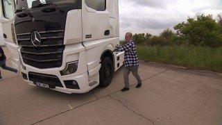 Soutěž s kamionem Mercedesem-Benz Actros (repríza)