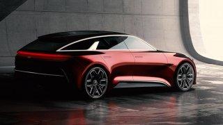 Tipnete si, která automobilka stvořila tento krásný kombík?