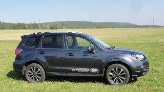 Subaru Forester - exteriér 4
