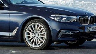 Letní i zimní pneumatiky Goodyear a Dunlop byly schváleny pro BMV řady 5