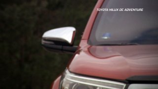 Test Toyoty Hilux DC Adventure