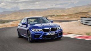 BMW M5 2018 4