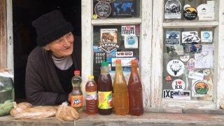 Fotr na tripu - Občerstvení na Kavkaze