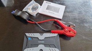 Powerbanka pro auta, jump starter