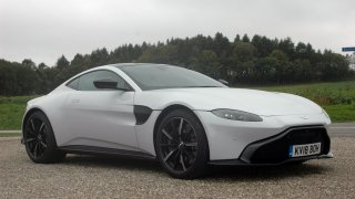 Aston Martin Vantage – S novým srdcem!
