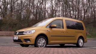 Premiéra páté generace malé dodávky a z ní odvozeného MPV Volkswagen Caddy