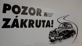 Fotr v Česku - Pozor zákruta