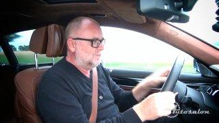 Expert Pepa za volantem BMW 760 Li M Performance 2
