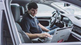 ZF kalibrace softwaru převodovky