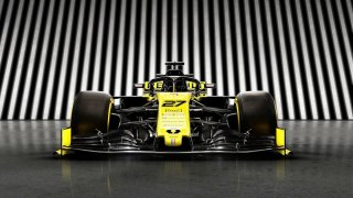 Tým Renault F1 2019 4