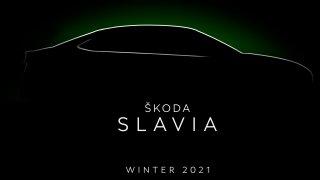 Mladá Boleslav představila nový levný sedan. Škoda Slavia je ale českým řidičům zapovězená