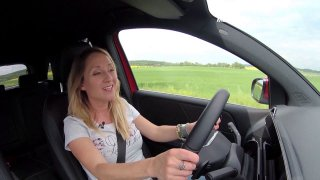 Test rodinného Mercedesu-Benz B180