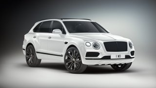 Bentley Bentayga V8 Design Series 2