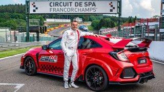 Honda Civic Type R - Spa-Francorschamps - Bertrand
