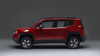Jeep Renegade Plug-in Hybrid 2