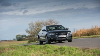 Audi A5 Sportback 2.0 TDI jízda 2
