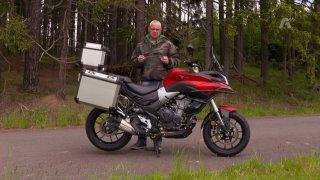 Recenze motocyklu Voge 500DS