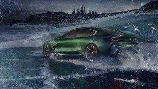 BMW Concept M8 Gran Coupé 4
